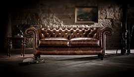 We supply chairs and sofa, including Chesterfields